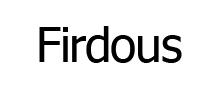Firdous